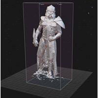 3D-Model Mesh