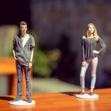 3D-Printed Figurine by 3Dfy.me New Zealand 3
